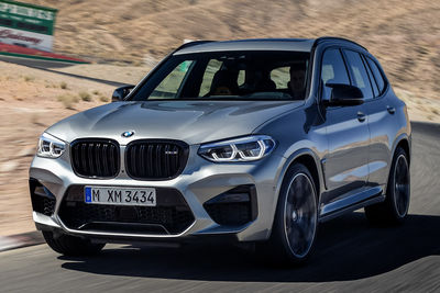 BMW X3 M y X3 M Competition (2019) - Foto