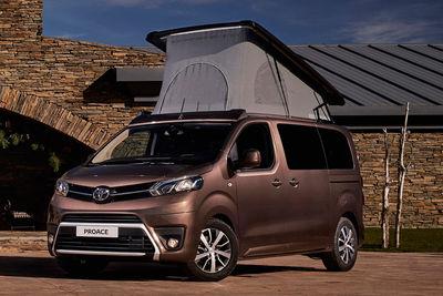 Toyota PROACE Verso Camper (2019) - Foto