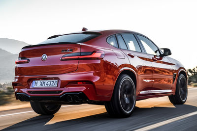BMW X4 M y X4 M Competition (2019) - Foto