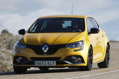 Renault Mégane R.S. (2018) | Prueba - Foto