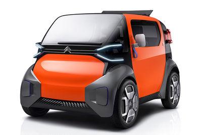 Citroën Ami One Concept (2019) - Foto