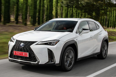 Lexus UX (2019) | Primeras impresiones - Foto