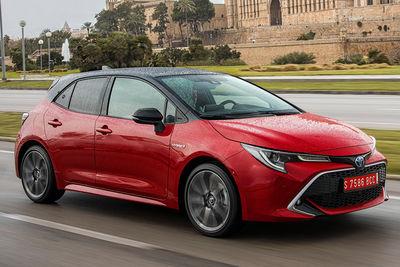 Toyota Corolla 5p (2019)   Primeras impresiones - Foto