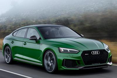 Audi RS 5 Sportback (2019)   Precio - Foto