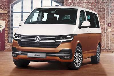Volkswagen T6 (2020) - Foto