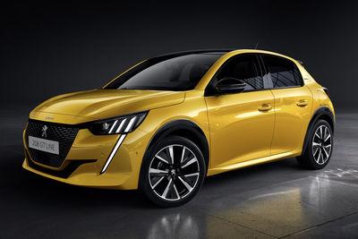 Peugeot 208 (2020) - Foto
