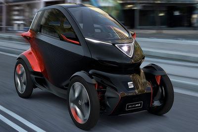 Seat Minimó (prototipo) - Foto