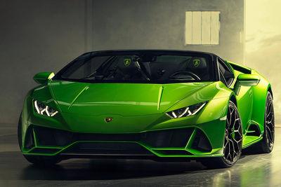 Lamborghini Huracán EVO Spyder (2019) - Foto
