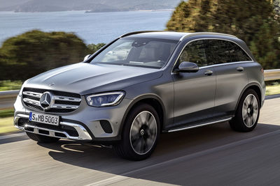 Mercedes-Benz GLC (2019) - Foto