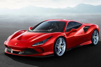 Ferrari F8 Tributo (2020) - Foto