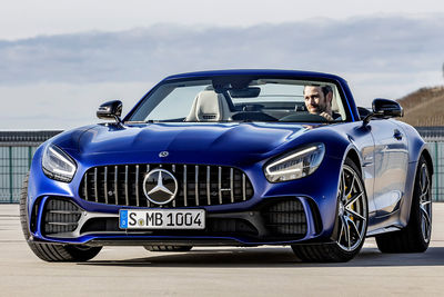 Mercedes-AMG GT R Roadster (2019) - Foto
