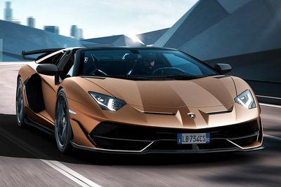 Lamborghini Aventador SVJ Roadster (2019) - Foto