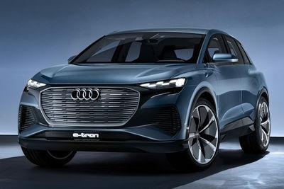 Audi Q4 e-tron concept (prototipo) - Foto