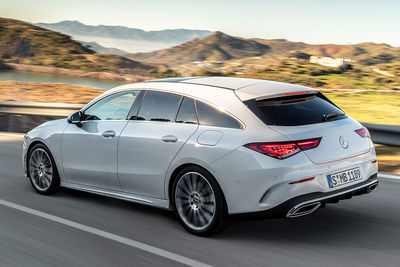Mercedes-Benz CLA Shooting Brake (2020) - Foto