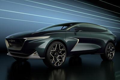 Lagonda All-Terrain Concept (prototipo) - Foto