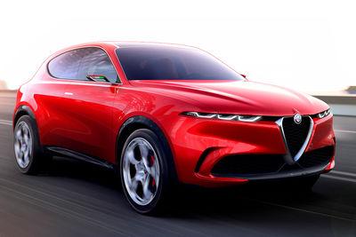 Alfa Romeo Tonale Concept Car (prototipo) - Foto