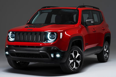 Jeep Renegade Plug-in Hybrid (2020) - Foto