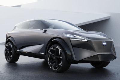 Nissan IMQ concept - Foto