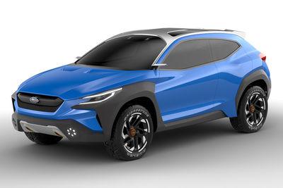 Subaru Viziv Adrenaline Concept (prototipo) - Foto