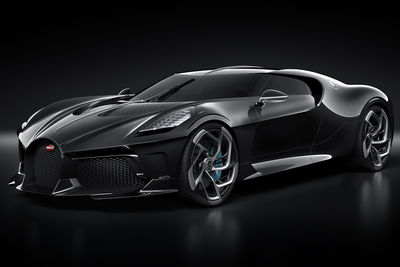 Bugatti La Voiture Noire (2019) - Foto