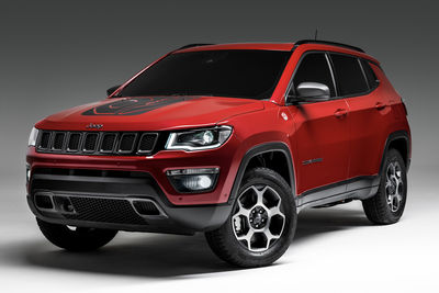 Jeep Compass Plug-in Hybrid (2020) - Foto