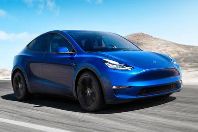 Tesla Model Y (2020) - Foto