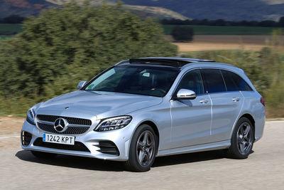Mercedes-Benz Clase C 200 Estate   Prueba - Foto