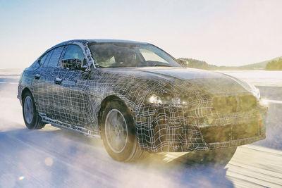 BMW i4 (2021) - Foto
