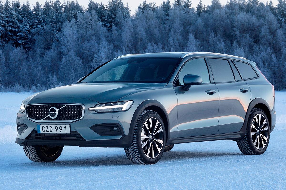 2021 Volvo V60 Cross Country Photos