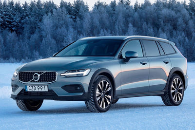 Volvo V60 Cross Country (2019) | Primeras impresiones - Foto