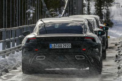 Porsche Taycan (2020) - Foto