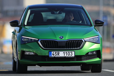 Škoda Scala (2019) | Primeras impresiones - Foto