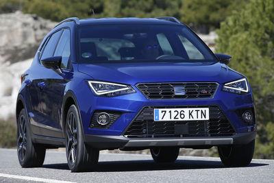 SEAT Arona 1.0 TGI 90 CV (2019) | Primeras impresiones - Foto