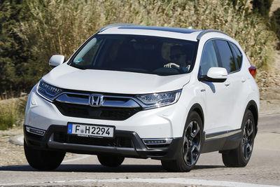 Honda CR-V 2.0 i-MMD Híbrido | Prueba - Foto