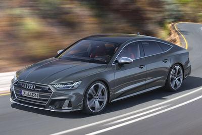 Audi S7 Sportback TDI (2019) - Foto