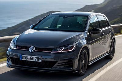 Volkswagen Golf GTI TCR (2019) | Precios - Foto