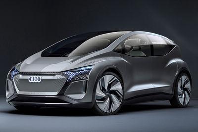 Audi AI:ME (prototipo) - Foto