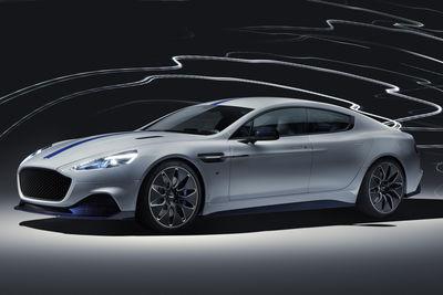 Aston Martin Rapide E (2020) - Foto