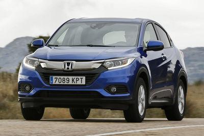 Honda HR-V 1.5 i-VTEC 130 CV | Prueba - Foto
