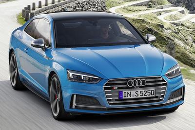 Audi S5 Coupé TDI y S5 Sportback TDI (2019) - Foto
