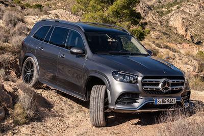 Mercedes-Benz GLS (2020) | Precios - Foto