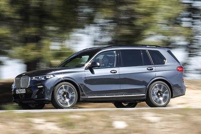 BMW X7 (2019)   Primeras impresiones - Foto