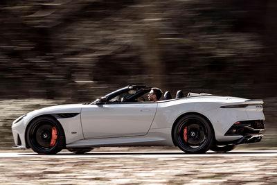 Aston Martin DBS Superleggera Volante (2019) - Foto