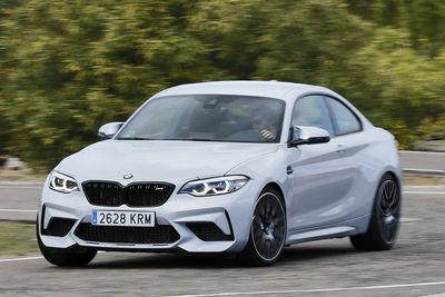BMW M2 Competition   Prueba - Foto