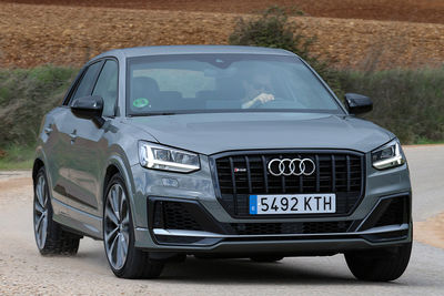 Audi SQ2   Prueba - Foto