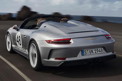 Porsche 911 Speedster (2019)   Precio - Foto