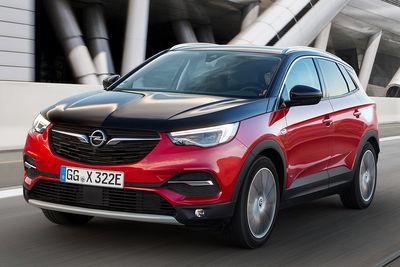 Opel Grandland X Hybrid4 (2020) | Precio - Foto