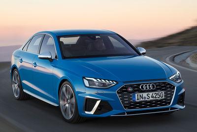 Audi S4 TDI y S4 Avant TDI (2020) | Precios - Foto