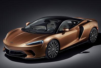 McLaren GT (2020) - Foto