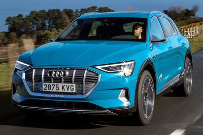 Audi e-tron (2019)   Impresiones del interior - Foto